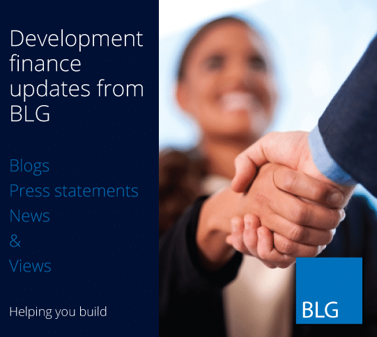 Development finance updates from BLG - Blogs, Press Statements, News & Views