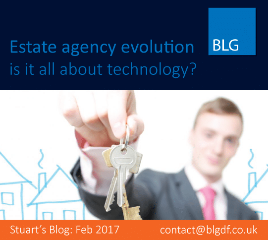 Estate agency evolution - is it all about technology?