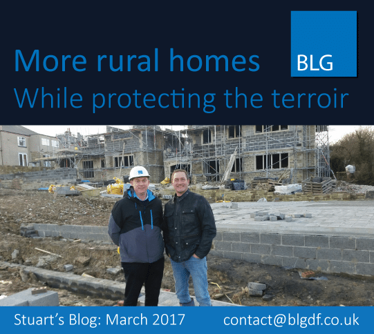 Protecting the Terroir – whilst Delivering Rural Homes